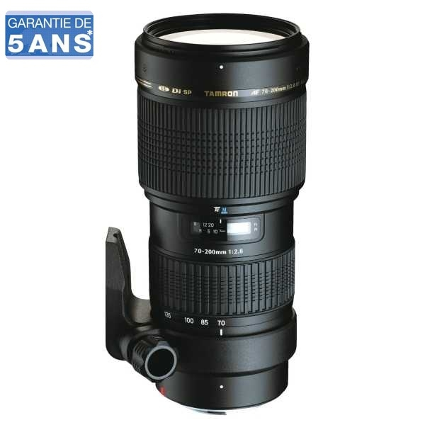 photo Tamron 70-200mm f/2.8 Di LD Monture Nikon