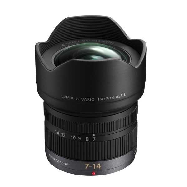 photo Panasonic 7-14mm f/4 Micro 4/3 (MFT)