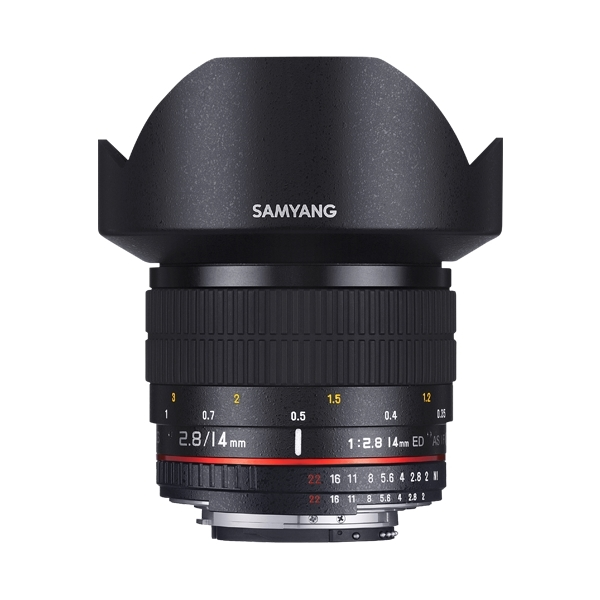 photo Samyang 14mm f/2.8 ED AS IF UMC Monture Sony A