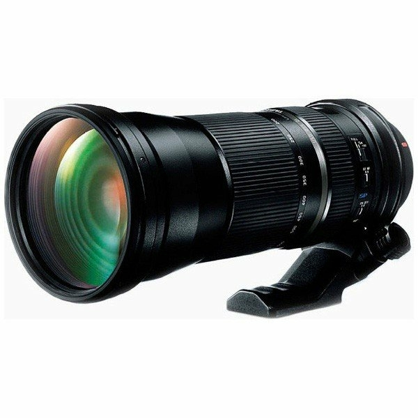 photo Tamron 150-600mm f/5-6.3 VC SP Di USD Monture Nikon