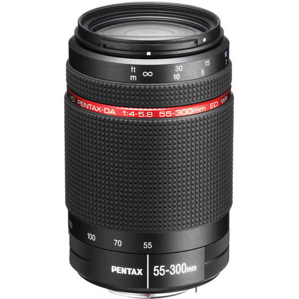 photo Pentax 55-300mm f/4-5.8 DA HD ED WR