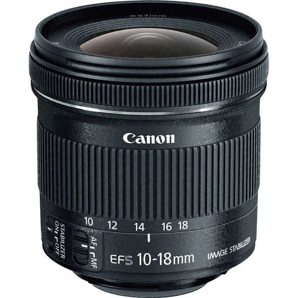 photo Canon 10-18mm f/4.5-5.6 EF-S IS STM