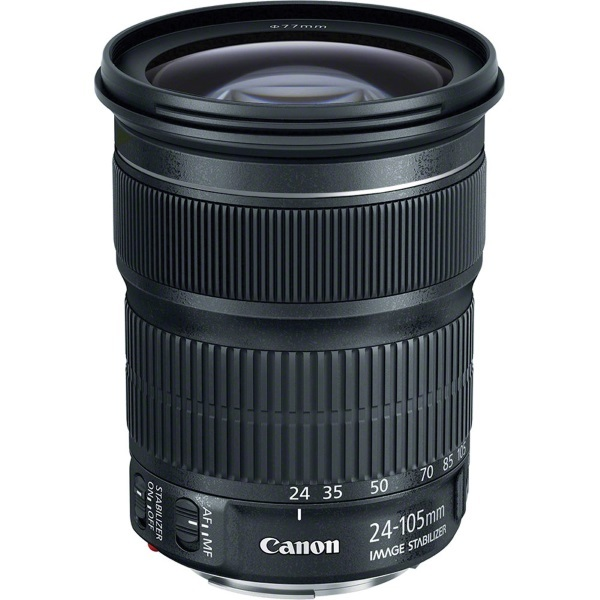 photo Canon 24-105mm f/3.5-5.6 EF IS STM