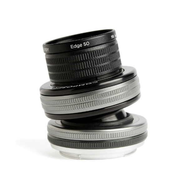 photo Lensbaby Composer Pro II Edge 50 Optic pour Sony E
