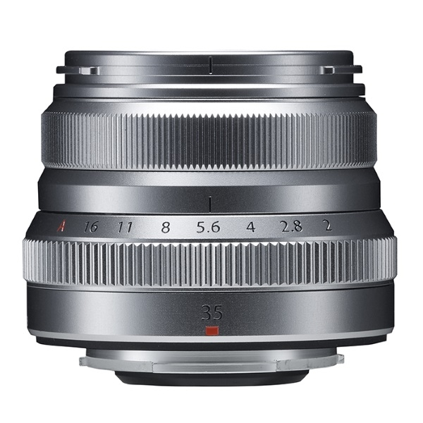 photo Fujifilm 35mm f/2 R WR Argent