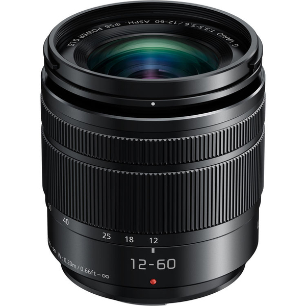 photo Panasonic 12-60mm f/3.5-5.6 Asph Power OIS Micro 4/3 (MFT)
