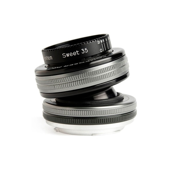 photo Lensbaby Composer Pro II Sweet 35 Optic pour Canon