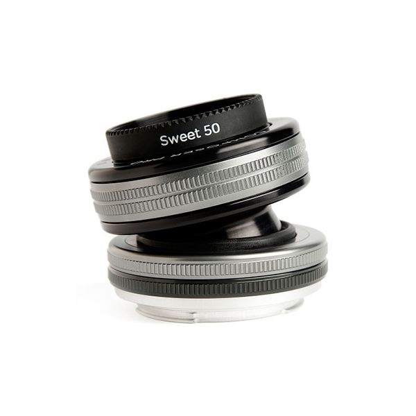 photo Lensbaby Composer Pro II Sweet 50 Optic Monture PL