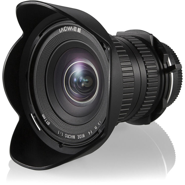 photo Laowa 15mm f/4 Macro Monture Canon