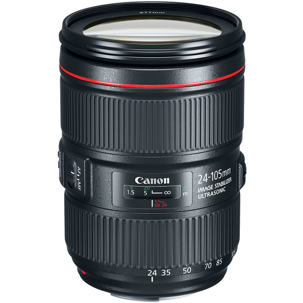 photo Canon 24-105mm f/4 EF L IS USM II