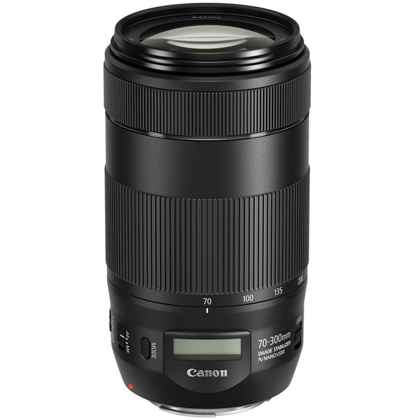photo Canon 70-300mm f/4-5.6 EF IS USM II