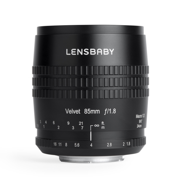 photo Lensbaby Velvet 85mm f/1.8 pour Canon