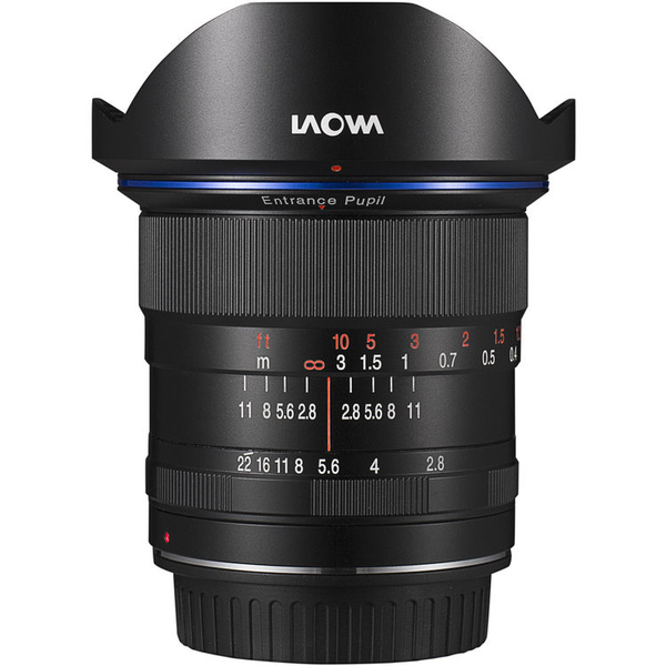 photo Laowa 12mm f/2.8 Zero-D Monture Canon