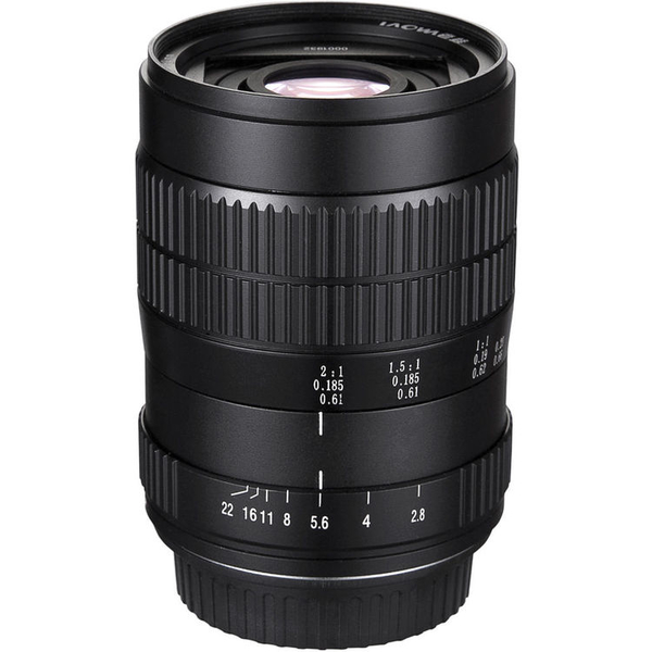 photo Laowa 60mm f/2.8 Ultra Macro Monture Sony FE
