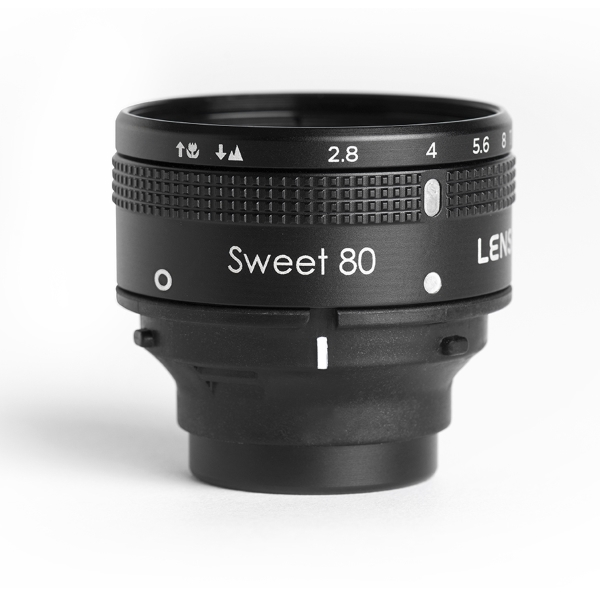 photo Lensbaby Sweet 80 Optic