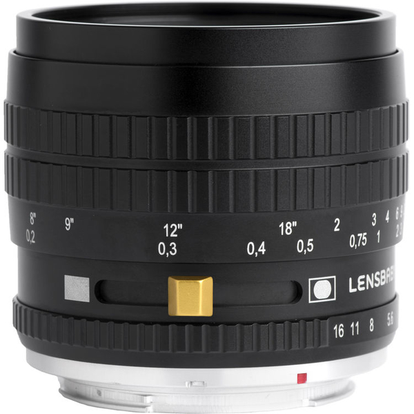 photo Lensbaby Burnside 35mm f/2.8 pour Canon
