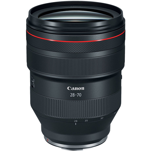 photo Canon 28-70mm f/2 RF L USM