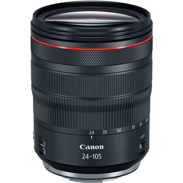 photo Canon 24-105mm f/4 RF L IS USM
