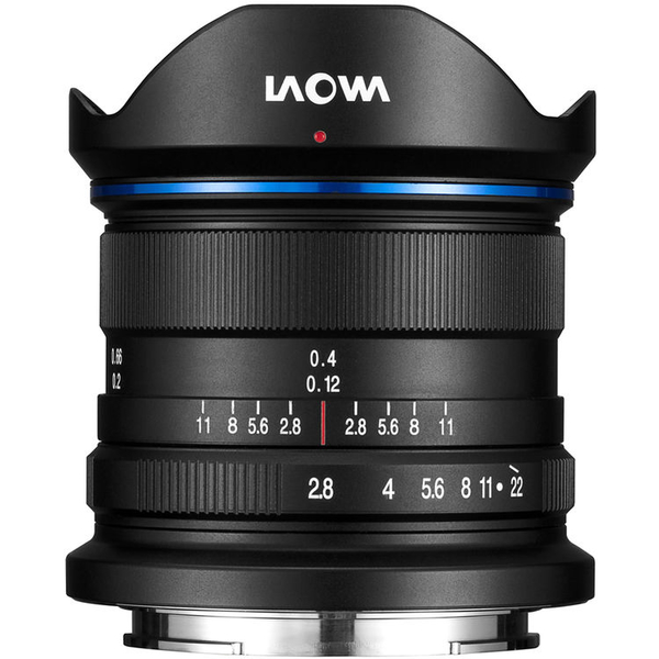 photo Laowa 9mm f/2.8 Zero-D pour Fuji X