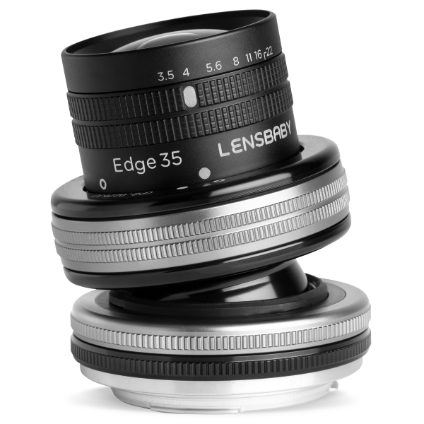 photo Lensbaby Composer Pro II Edge 35 Optic pour Pentax