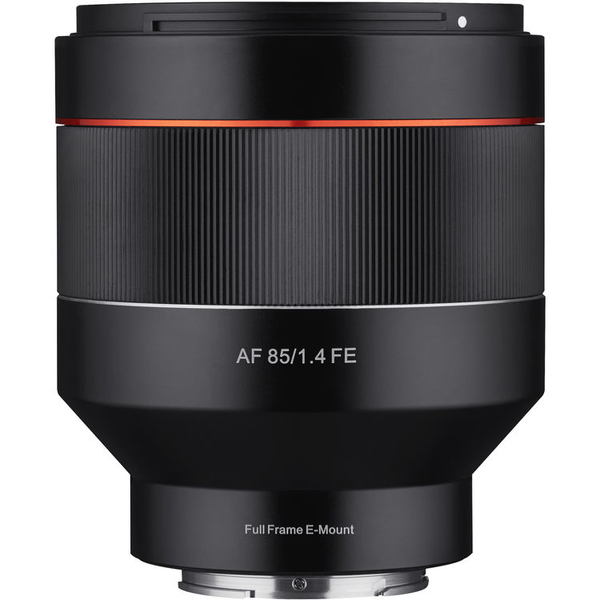 photo Samyang 85mm f/1.4 AF Monture Sony FE