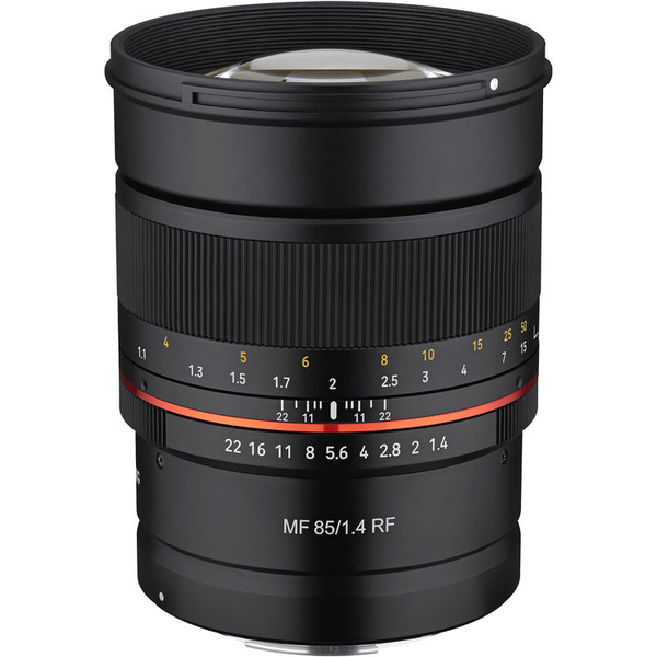 photo Samyang 85mm f/1.4 MF Monture Canon RF