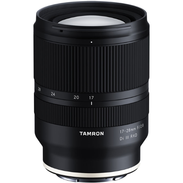photo Tamron 17-28mm f/2.8 Di III RXD Monture Sony FE