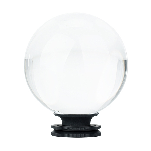photo Kiwi Crystal Ball 80mm avec support