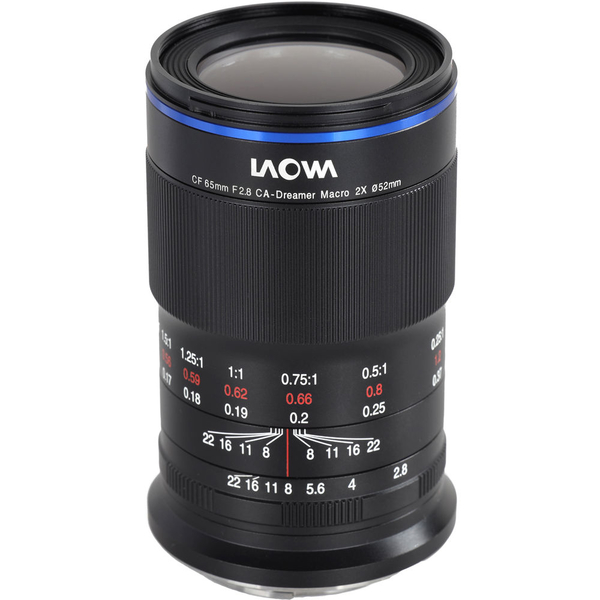 photo Laowa 65mm f/2.8 2x Ultra Macro APO pour Fuji X