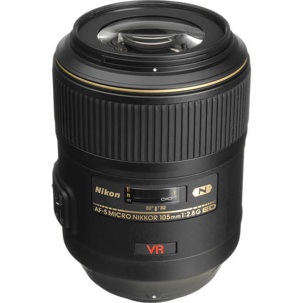 105mm f/2.8G IF-ED MC AF-S VR