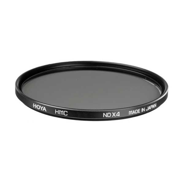 photo Hoya Filtre NDx4 HMC 58mm