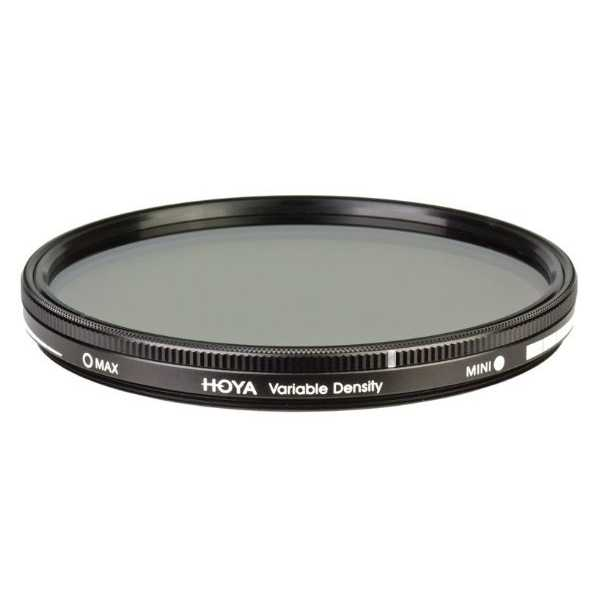 photo Hoya Filtre gris neutre variable 67mm