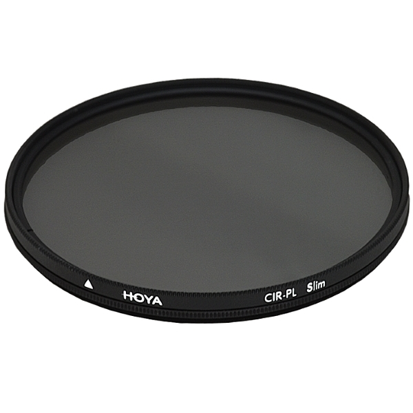 photo Hoya Filtre polarisant circulaire Slim 62mm