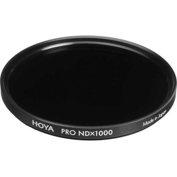 photo Hoya Filtre Pro ND1000 77mm