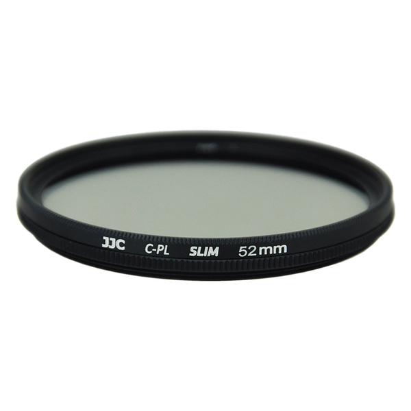 photo JJC Filtre polarisant circulaire Slim 52mm