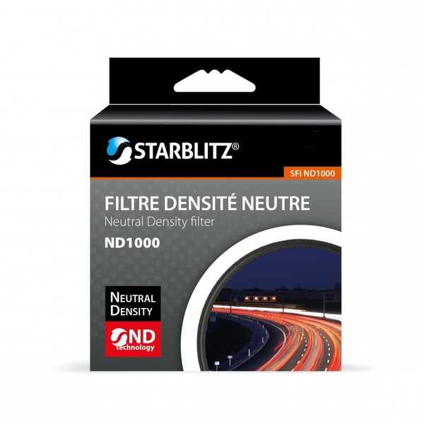 photo Starblitz Filtre ND1000 77mm