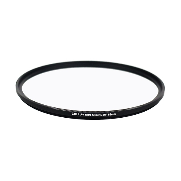photo JJC Filtre UV MC Ultra Slim 82mm