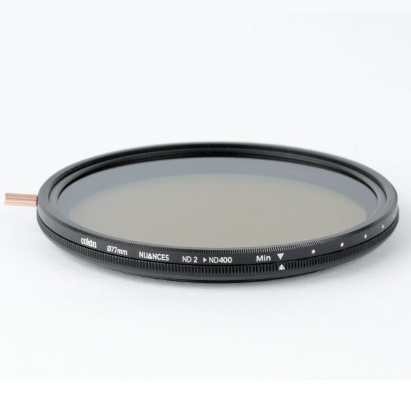photo Cokin Filtre Nuances ND-X variable ND2-400 52mm