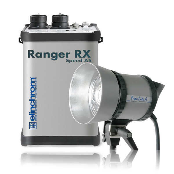 photo Elinchrom Ranger RX Speed AS + torche Freelite A - ELI10276