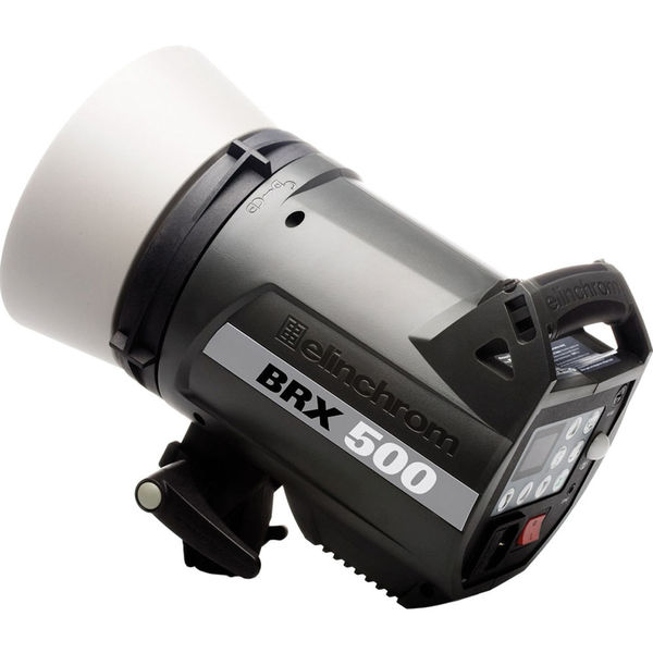 photo Elinchrom Flash Compact BRX 500 de 500J - ELI20441