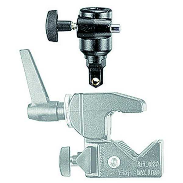 photo Manfrotto Douille additionnelle PRO pour Super Clamp 035 - 335AS
