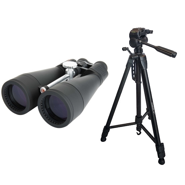 photo Celestron Kit 20x80 SkyMaster avec trépied