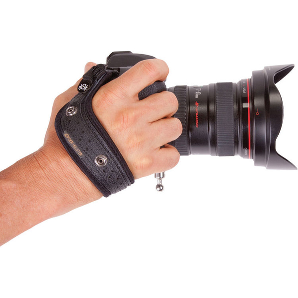 photo Spider Hand Strap Spider Pro - Noir