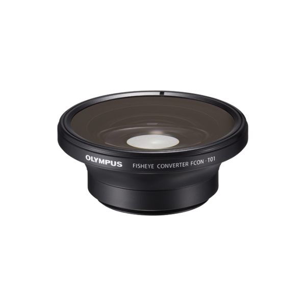 photo Olympus Convertisseur fisheye FCON-T01 pour Olympus TG